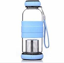 ChuangYing Transparentes glastasse Wasser mit