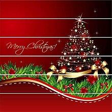 ChuangYing Weihnachten Dekoration Aufkleber