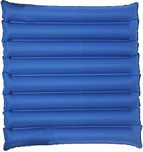 CHUANGZHE Kissen PVC-Blauer aufblasbarer Sitz