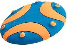 Chuckit! Frisbee Whistle Flight blau-orange,