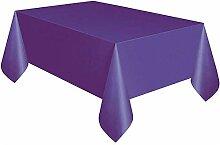 CHUNXU Große Tischdecke aus Kunststoff,