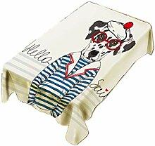 CHUNXU Tischdecke mit Piraten-Motiv, für Kinder,