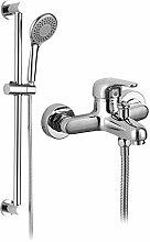 CHX Einfache Dusche Set Kupfer Wasserhahn Dusche