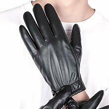 CHX Winter-Handschuhe für Männer Seidiger