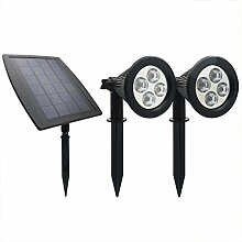 CHY-LIGHT LEDSolar-Außenleuchte,