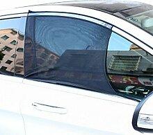 Chytaii Sonnenblende Auto Front Seitenscheibe Sonnenschirm Fahrzeuge Front Seitenscheibe Sonnenschutz Netz universal wärmeisoliert für Ihr Kinder