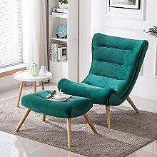 Chyuanhua Sofa Lazy Couch Sleek Minimalist Familie