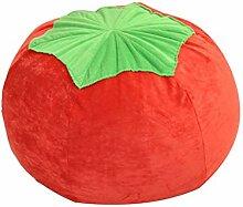 Chyuanhua Sofa Tomato Tatami-Sitzsack Sitzsack for