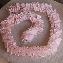 CHZIMADE Künstliche Blumen Rebe Efeublatt