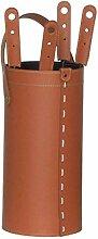 CIARY: Geschenkidee Kamin-Set aus Leder Farbe