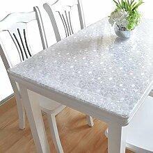 CIEEIN CIEHT Haushalt PVC Tischdecke Tischmatte
