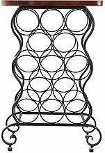Cikonielf Weinregal, Industrielles Design,