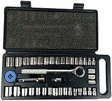 Cikuso 40 Teiliges Steck Schlüssel Set