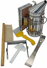 Cikuso Imkerei Werkzeug Kit Set von 6 Bee Hive