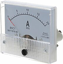 Cikuso Neu 20A Analog Ampere Panelmeter Strom