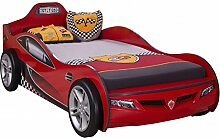Cilek COUPE Rennfahrerbett Autobett Kinderbett