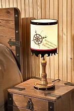Cilek PIRATE - Nachttischlampe Lampe Piraten