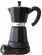 Cilio 273861 Espressokocher Classico 6 Tassen