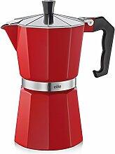 Cilio 321319 Espressokocher Classico ro