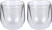 CILIO Kaffee-Glas VERONA 2er Set 150 ml