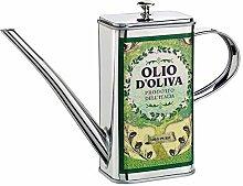 Cilio Ölkanne OLIO Verde, Edelstahl, grün, 500 ml