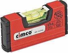 CIMCO 211556 Mini-Wasserwaage 100 mm