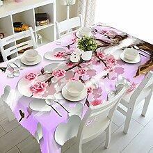 Cinnanal Quadratisch Tischdecken Pflegeleicht