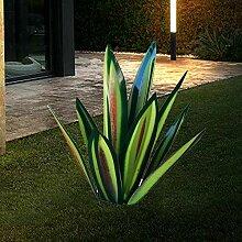 cinsey DIY Gartendeko Metall Kunst,Tequila