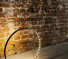 Circle M Led Lampe Stahl von Silhouet Lighting 45