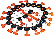 circulor 50pcs/Set Fliesen Nivelliersystem Basis