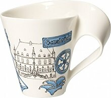 Cities of the World Mug Be.m.Hkl.0,3l-Osnabrueck
