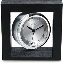 Citizen Dekorative Schreibtisch Uhr Holz cc1009