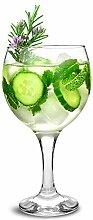 City Gin Ballon Gläser Glas 623/645ml,