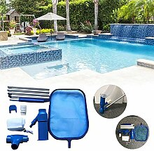 CIVIKY Swimmer Pool Skimmer Set, Pool Staubsauger