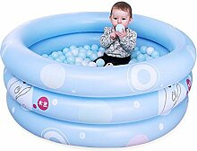 CivilWeaEU Baby-Swimmingpool Baby-Bad Neugeborene Baby-Badewanne Kinder Aufblasbare Spielwaren