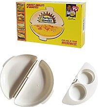 CJBIN Mikrowellen Eierkocher, Omelette Maker