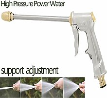 Cjcaijun Gartenschlauch Spray mit Full-Düse,