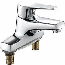 CJK All-Kupfer Waschbecken Wasserhahn, Waschbecken