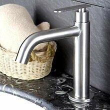 CJK Wasserhahn Waschbecken Wasserhahn Edelstahl