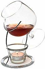 CKB Ltd® Brandy & Cognac Snifter WARMER Brandy