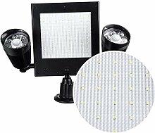 CKQ-KQ Solar-Außenbeleuchtung 64 LED PIR