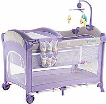 CL-* Baby Wickeltisch Baby Spiel Bett