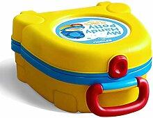 CL- Kinder-Toilette - Bequeme tragbare