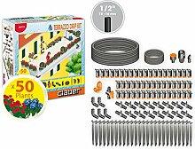 Claber–Kit 50Terrasse Bewässerung
