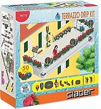 Claber-Kit 50Terrasse Bewässerung