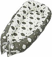 CLAMN Neugeborene atmungsaktiv Bett beweglicher