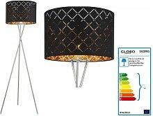 CLARKE Stehleuchte Lampenschirm Dekor 15229S1