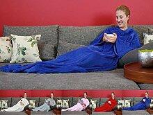 Class Decke mit Ärmel Komfortdecke Kolterdecke