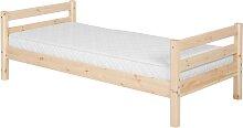 Classic - Einzelbett  - 190 cm - Natur