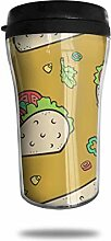 Classic Travel Mug Taco Travel Becher für Kaffee,